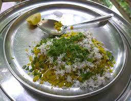 image results of mp style poha recipe