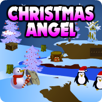 AvmGames Christmas Angel …