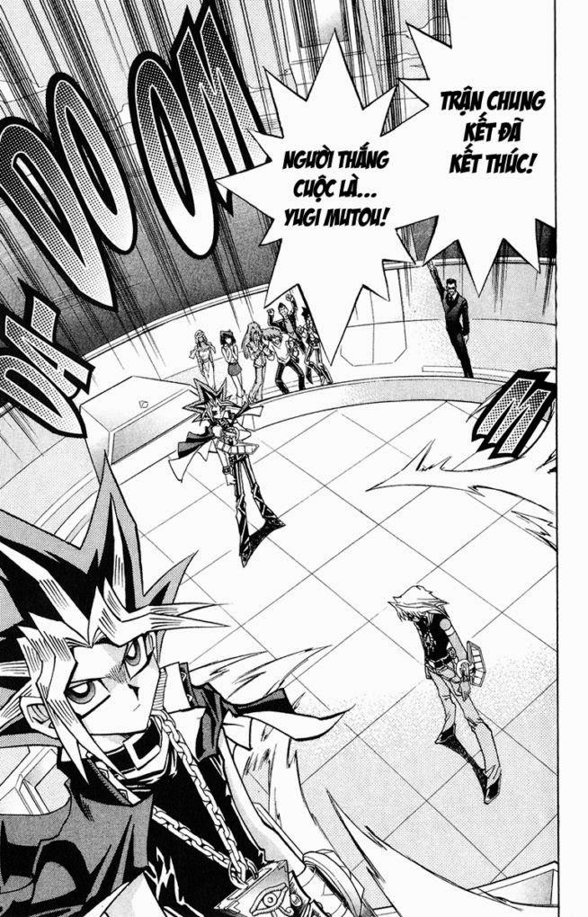 YUGI-OH! chap 276 - lời nguyền bóng tối trang 13