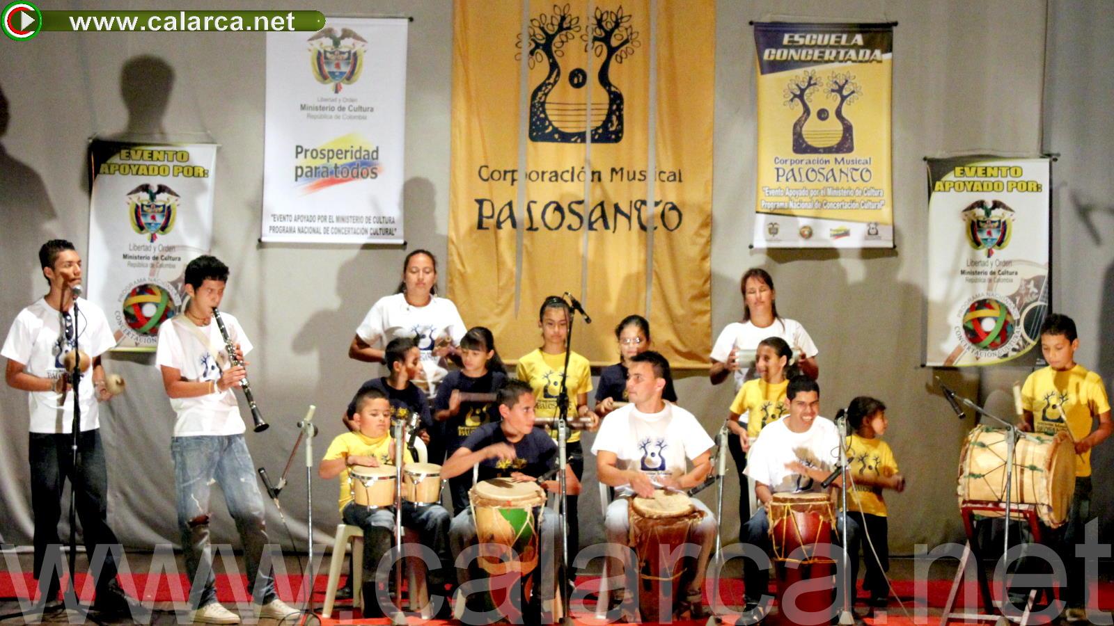 Percusión - Llanitos de Gualará