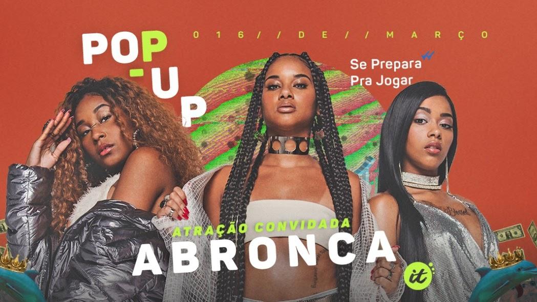A primeira festa oficial do It Pop acontecerá nesta sexta-feira (16) no Lab Club, em São Paulo.