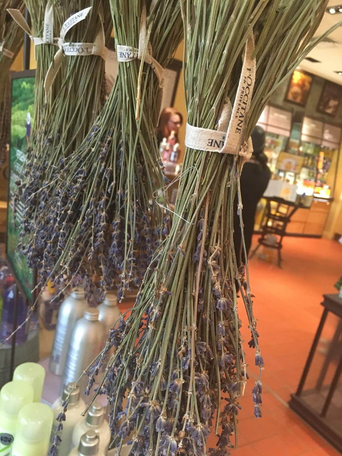 L'Occitane En Provence, beauty, skincare, Highcross Leicester, lavender