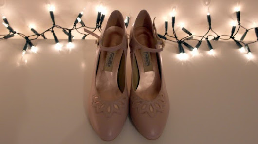 Perfect party shoes you will want to find under the tree this Xmas