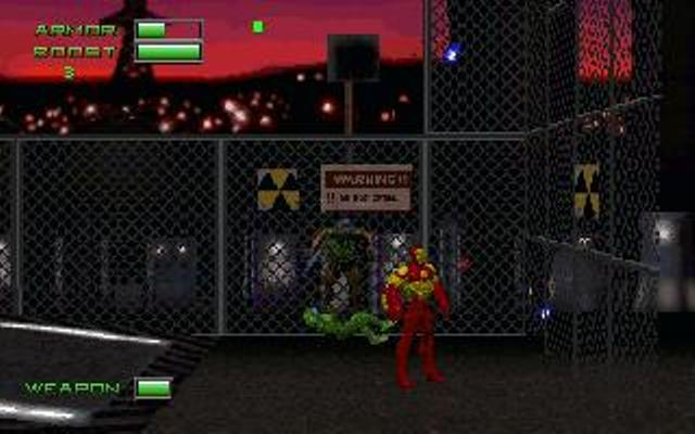 Iron Man PC Games Gameplay