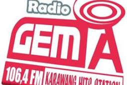 Radio Gema Fm 106.4 Karawang