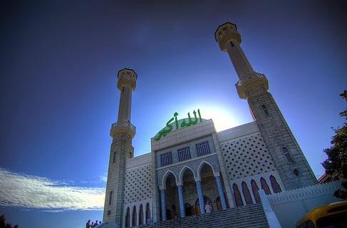 Komunitas WNI Muslim di Korsel Ubah Kuil Budha Jadi Masjid