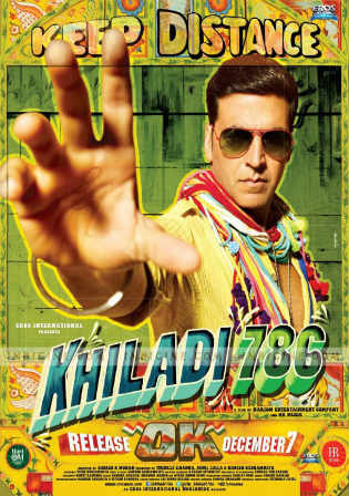 Khiladi 786 2012 HDRip 400Mb Full Hindi Movie Download 480p Watch Online Free bolly4u