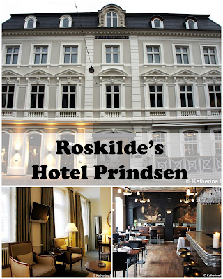 Travel the World: Hotel Prindsen in Roskilde is one of Denmark's oldest hotels and where Hans Christian Andersen once stayed.