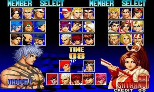 Crackapps The King Of Fighters 97 98 Apk Obb Xpoz