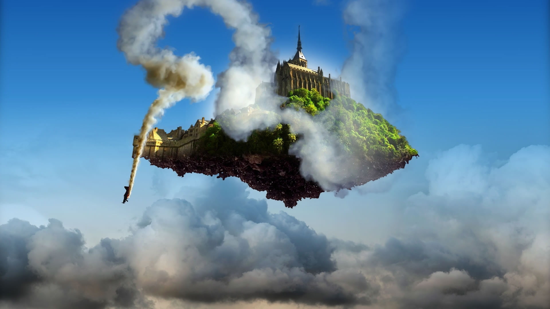 Amazing 3D fantasy - High Definition Wallpapers - HD wallpapers