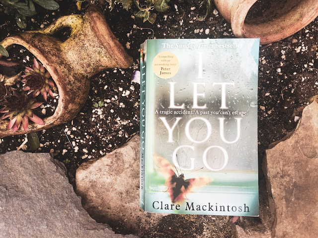 clare mackintosh, book, books, book review, i let you go, thriller, mystery, police, detective, bookish, hit and run, car accidents
