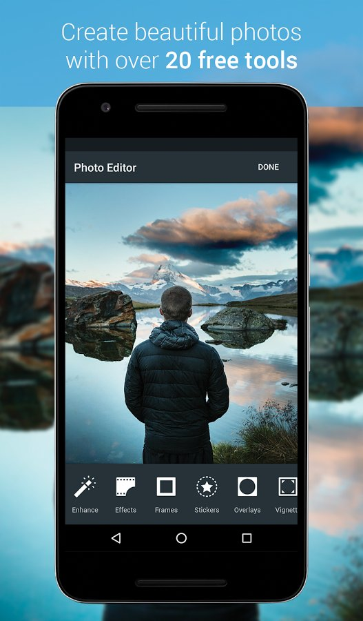 Aviary Photo Editor (Premium) APK for Android - Approm.org MOD Free Full Download Unlimited
