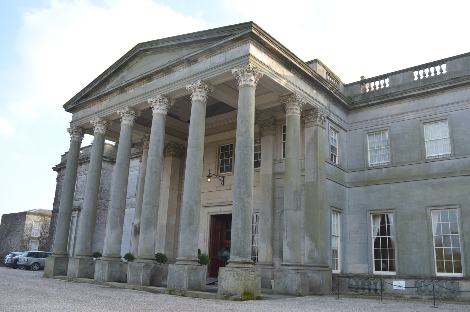 Wynyard Hall  North East Staycation