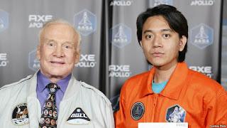 Bangga, Astronot Pertama Asal Indonesia yang Akan Segera Menjelajah Angkasa