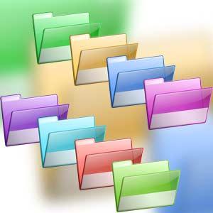 Folder ka Color Kese Change Kare - How to change folder Color - Hindime-Jankari.com