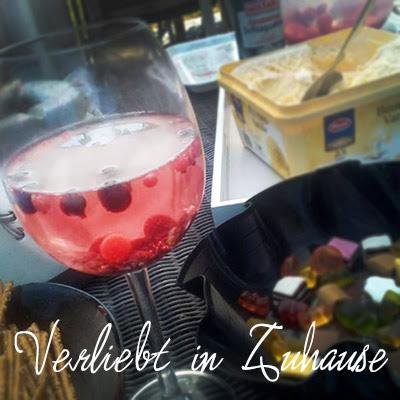 Sommer im Glas: Lillet Wild Berry
