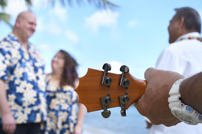 Hawaii Wedding Musician
