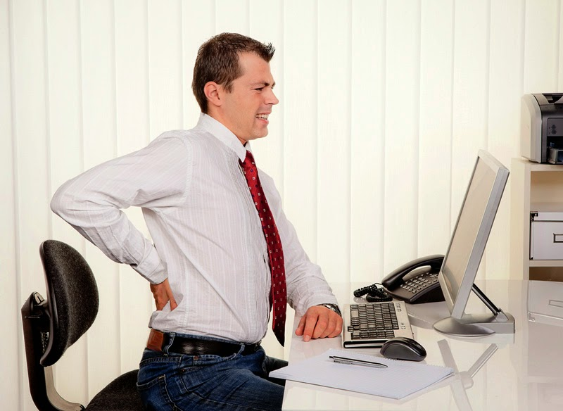 5 Reasons Why You're Uncomfortable In Your Office Chair ...
