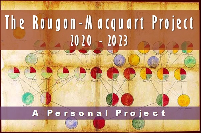 The Rougon-Macquart Project
