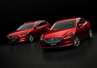 dizel motorlu Mazda 6 yollara çıkıyor