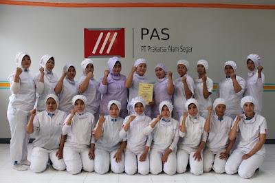 Lowongan Kerja Jobs : QC Field Min SMA SMK D3 S1 PT Prakarsa Alam Segar