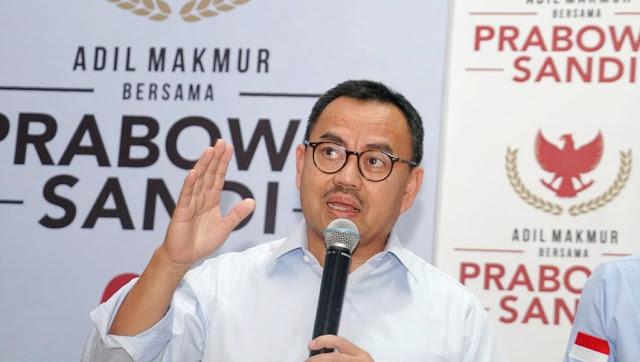 Tim Prabowo: Kami Tak Pernah Minta KPU Coret Panelis Debat Pilpres