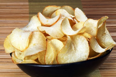 Cassava Chips Indonesian Culinary Food Business Opportunities