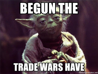 Yoda: Begun the Trade Wars have