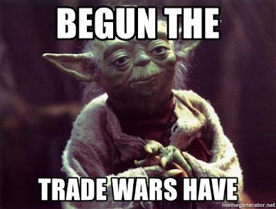 Yoda: Begun the Trade Wars have