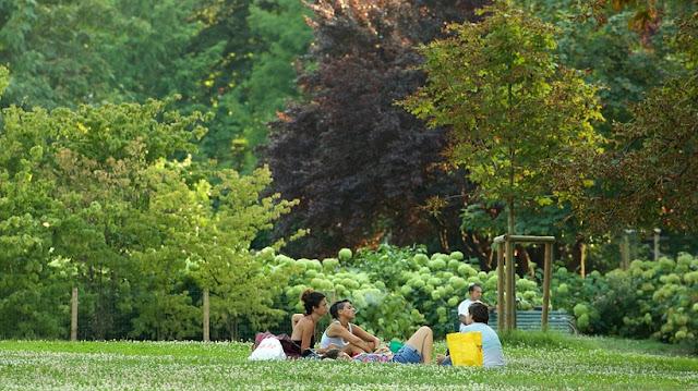 Informações sobre o Sempione Park em Milão