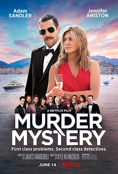 Poster of Murder Mystery (2019) Dual Audio [Hindi-DD5.1] 720p HDRip ESubs Download
