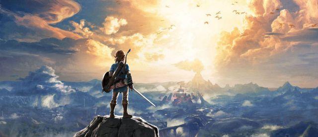 Link pudo controlar el tiempo en Zelda: Breath of the Wild