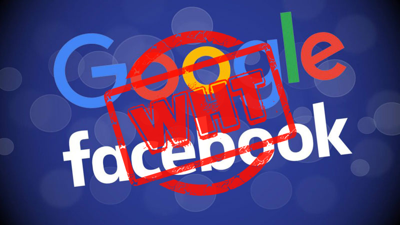 Google & Facebook Withholding Tax