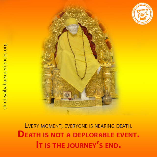 For A Devotee's Family - Anonymous Sai Devotee