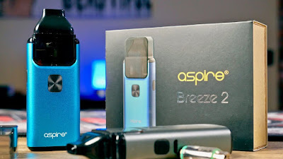 $3 Off Only This Time | Aspire Breeze Starter Pod Kit