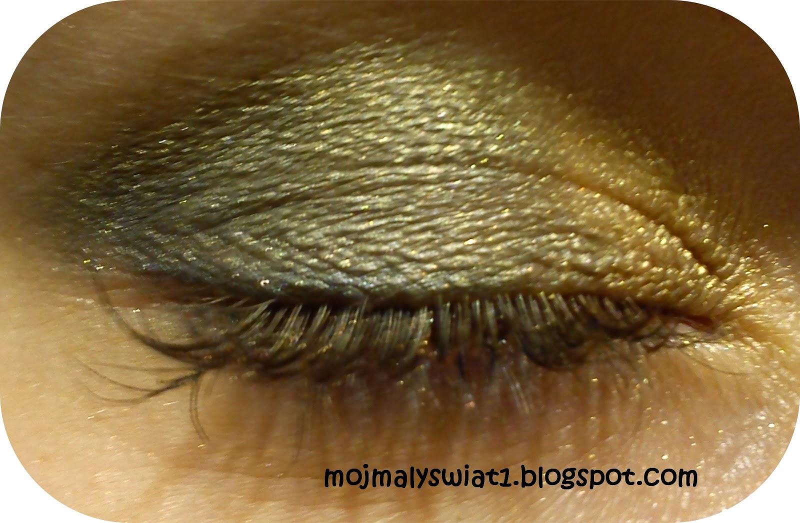 efektowny i prosty makijaż