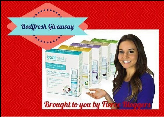 Bodifresh #Giveaway US