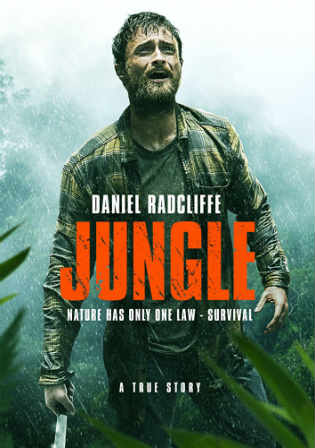 Jungle 2017 WEB-DL 950MB Full English Movie Download 720p Watch Online Free bolly4u