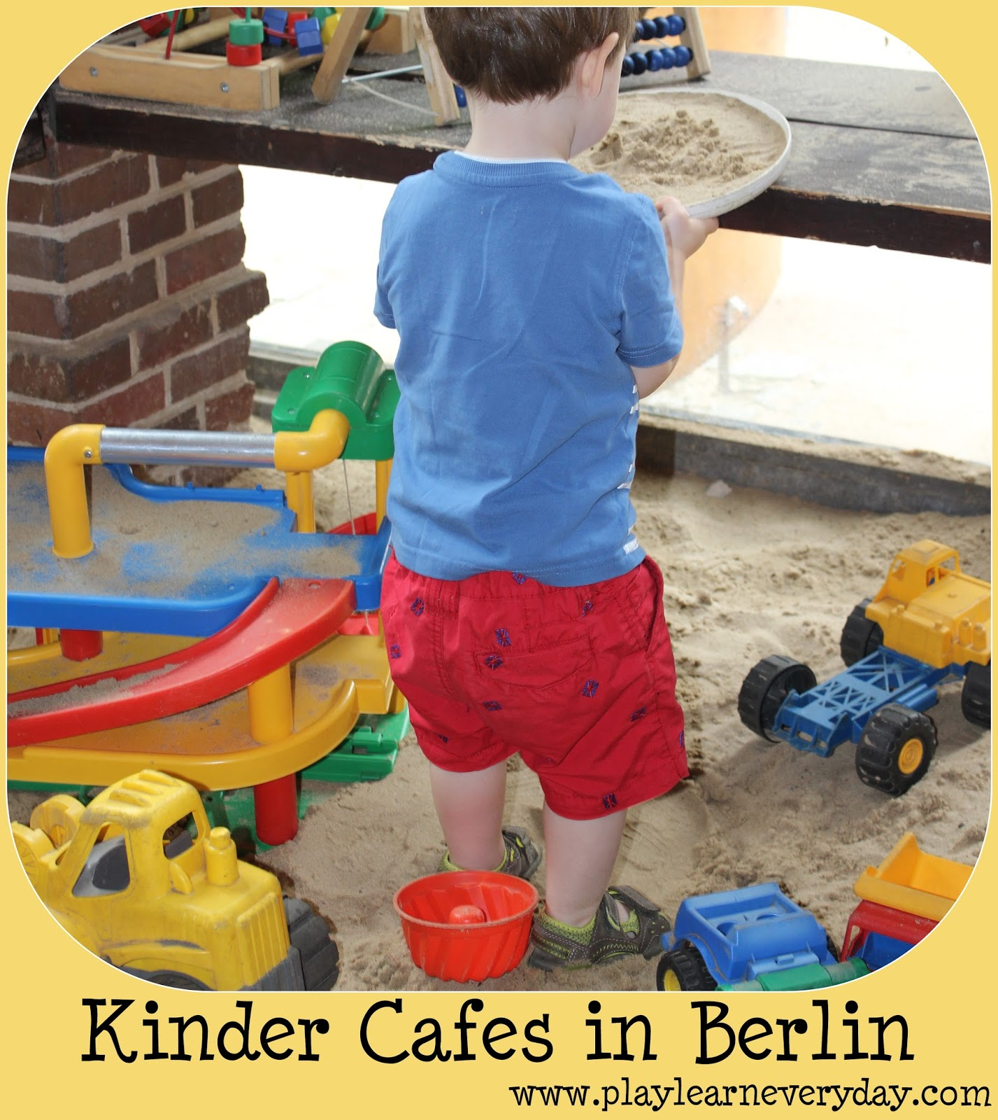Outdoor Kinder Kinder Cafes Play And Learn Every Day