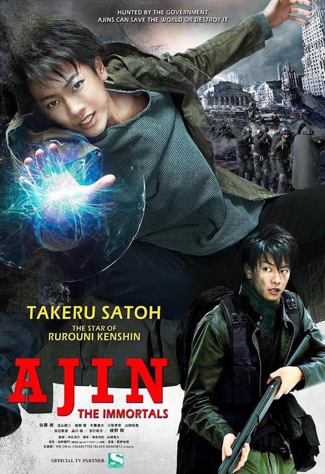 Ajin: Demi-Human Live Action Sub Indo Full Download Movie