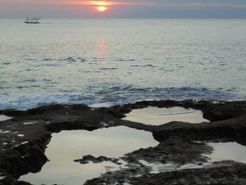 Natural Jacuzzi Bali
