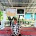 H. Amir Bangun Enam Unit Pos Ronda di Desa Walahar Cageur