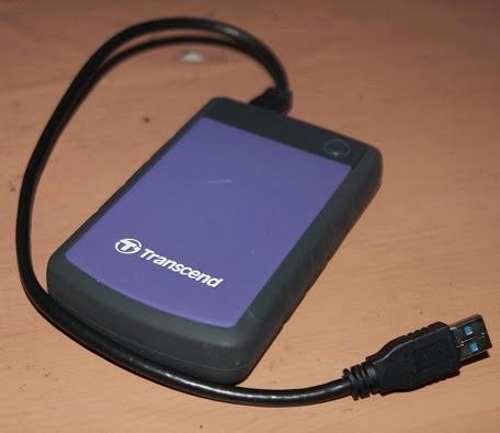 jual HD 2TB bekas