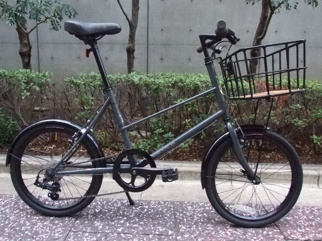 Bruno Mixte Flat Gray Bruno Bicycle
