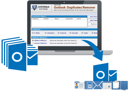 Remove Duplicate Emails in Outlook 2016/13 With PST Duplicate Remover