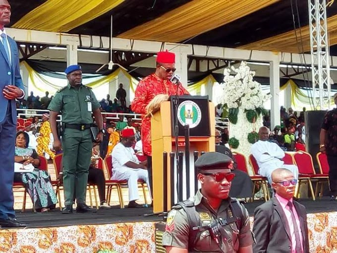 Speech Presented by the Governor of Anambra State, His Excellency, Chief Willie Obiano at the South East Summit on Restructuring the Nigerian Federation on Monday, May 21, 2018.  On behalf of the good people of Anambra State, I welcome you all to Awka. Our ancestors must have had this day in mind when they gave us the saying that na 'Izu ka mma na nne ji.' We have come together today as a family, to strengthen the ties that bind us to fellow Nigerians in this big federation. Indeed, there is probably no better time for this conversation than now. So, I welcome you all to this dialogue! Brothers and sisters, in the past 58 years, Ndigbo have worked tirelessly with fellow Nigerians to lay the foundations for a better federation and a more perfect union. We have made the most sacrifices and more often than not, we have also paid the supreme price for the unity of this country. But we have made these sacrifices in the belief that in the contemporary history of mankind, the road to nationhood is often paved with the blood of patriots. Indeed, Ndigbo have paid the price for Nigeria's greatness. We paid in blood. We paid in FULL! Umu nne m, the future summons us to a brighter dawn! And we must walk in the shadows of our fathers. Yes, our fathers played a major role in Nigeria's long road to independence. And today, we have gathered to dream a balanced federation into existence for Nigeria and Nigerians. Fellow compatriots, I have combed the pages of history and our contemporary times. And I boldly declare that I did not find a perfect human society anywhere. Every nation on earth is a work in progress. Citizens of both advanced and developing countries continue to ask their countries hard questions that will lead them to a better federation, a better nation and a better society. And Nigeria cannot be an exception to this rule. So, we must ask Nigeria hard questions too! Fellow Nigerians, the question on everyone's mind today is 'what kind of country do Nigerians want Nigeria to be?' This is the question that will determine Nigeria's promise; Nigeria's future and Nigeria's greatness. Happily, different ethnic groups and geo-political zones have made bold efforts to ask this question in recent times. And today, Ndigbo will ask their own! As governor of Anambra State, I was born and raised in Nigeria and I have lived in Nigeria for the better part of my life. I have lived the Nigerian Dream and felt Nigeria's Heartbreaks. I know what my people want from Nigeria and the question we must ask of Nigeria. We must ask what every forward looking people want from any socio-political arrangement… life, liberty and a chance to raise happy families. We must ask for a just, fair and equitable federation where every citizen is guaranteed the freedom to be the best they can be and to aspire to the highest position in the land regardless of their tribe, culture or religion. And this is what Nigeria in its present structure, has not given to us! Brothers and sisters, we have answered the call of history. And hopefully, history will be kind to us. If our fathers invested their youthful hopes and the power of their intellect in the Nigeria of their time, we have invested our wealth, our enterprise and our emotion in remaking Nigeria. Indeed, no other ethnic group has as much emotional investment in the Nigerian project as Ndigbo. And now, we have been called upon to re-imagine Nigeria. We welcome this challenge with both hands. For if we rose from the ruins of the Civil War to rebuild Eastern Nigeria in record time, there should be no doubt about what Ndigbo can bring to the table in a fair, just and equitable Nigeria. Umu nnem, I have no doubt that this summit will articulate a wise, realistic and hopeful position that will represent the key expectations of Ndigbo from Nigeria. It is on this note that I welcome you all once again to Anambra State! Ndigbo kwenu! Kwenu! Kwezuenu-o! Dalunu Chief Willie Obiano Governor of Anambra State