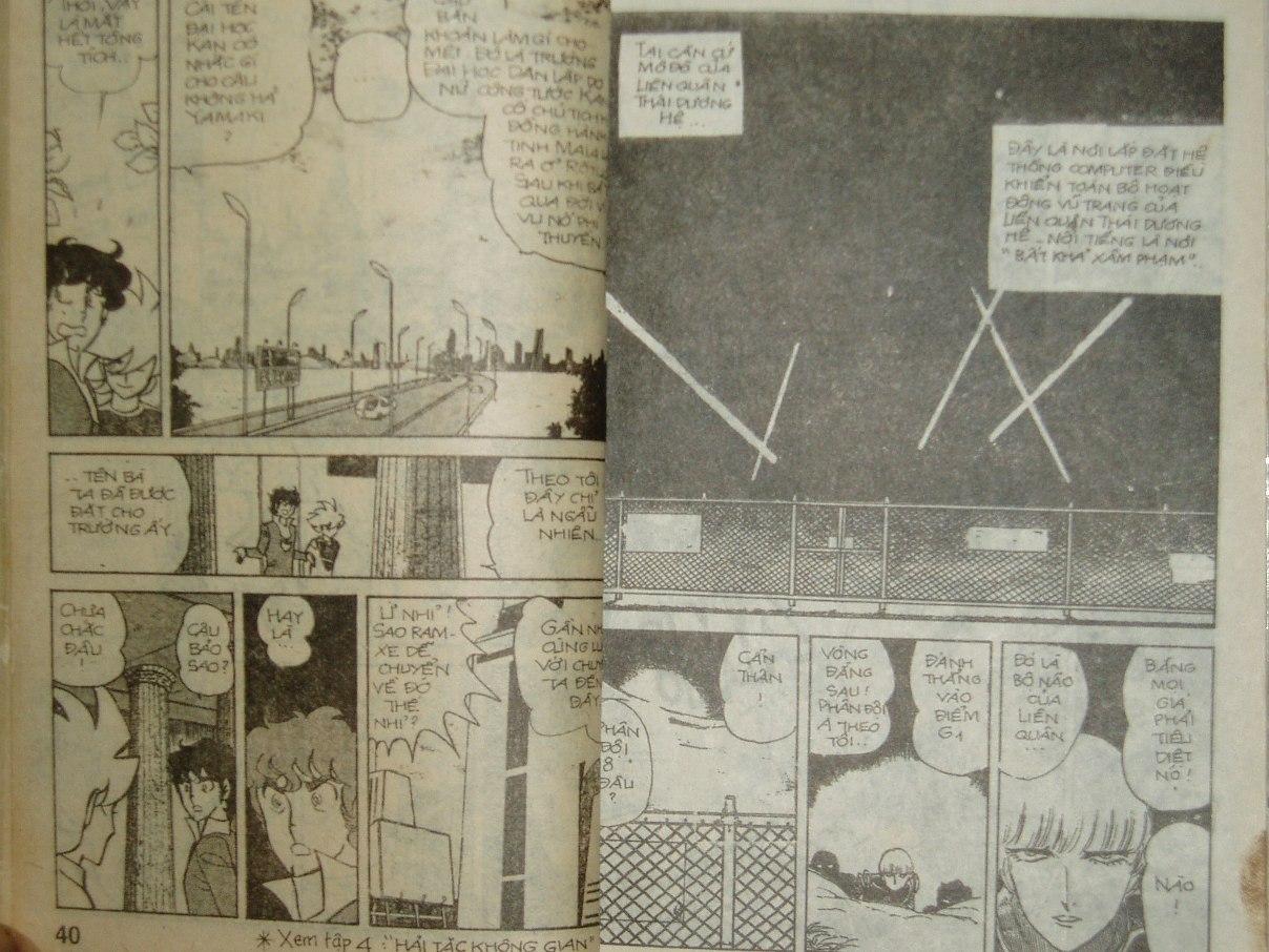 Siêu nhân Locke vol 05 trang 20