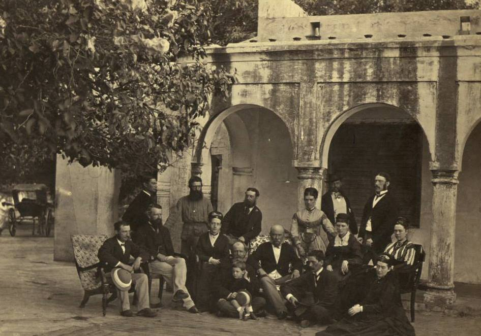 An essay on the british raj in india