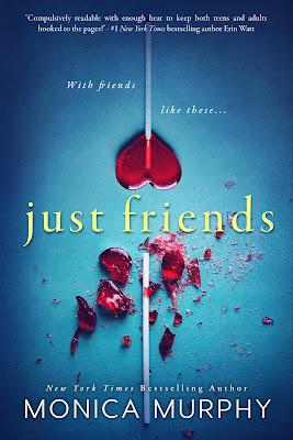 Teaser Tuesday #1: Just Friends by Monica Murphy