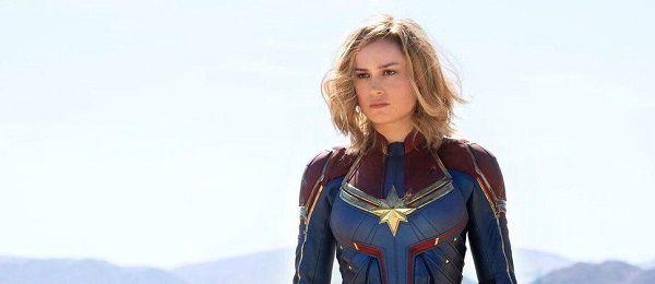 Captain Marvel (2019) | Tanggal Rilis, Pemeran, Poster
